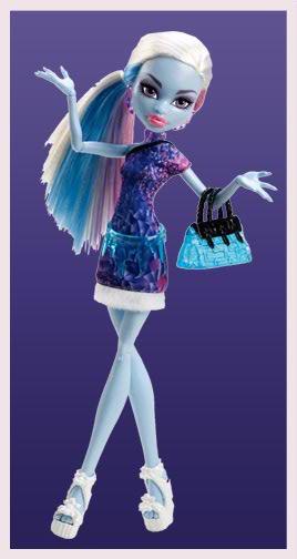 Кукла Эбби Боминейбл Скариж - Картинки кукол Школа Монстров ...