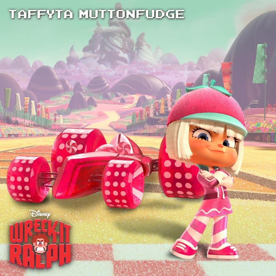 Игры для девочек гонки ральф сладкий форсаж