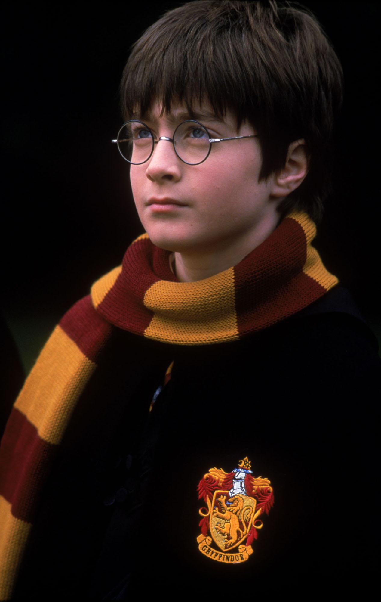 Гарри поттер стиль