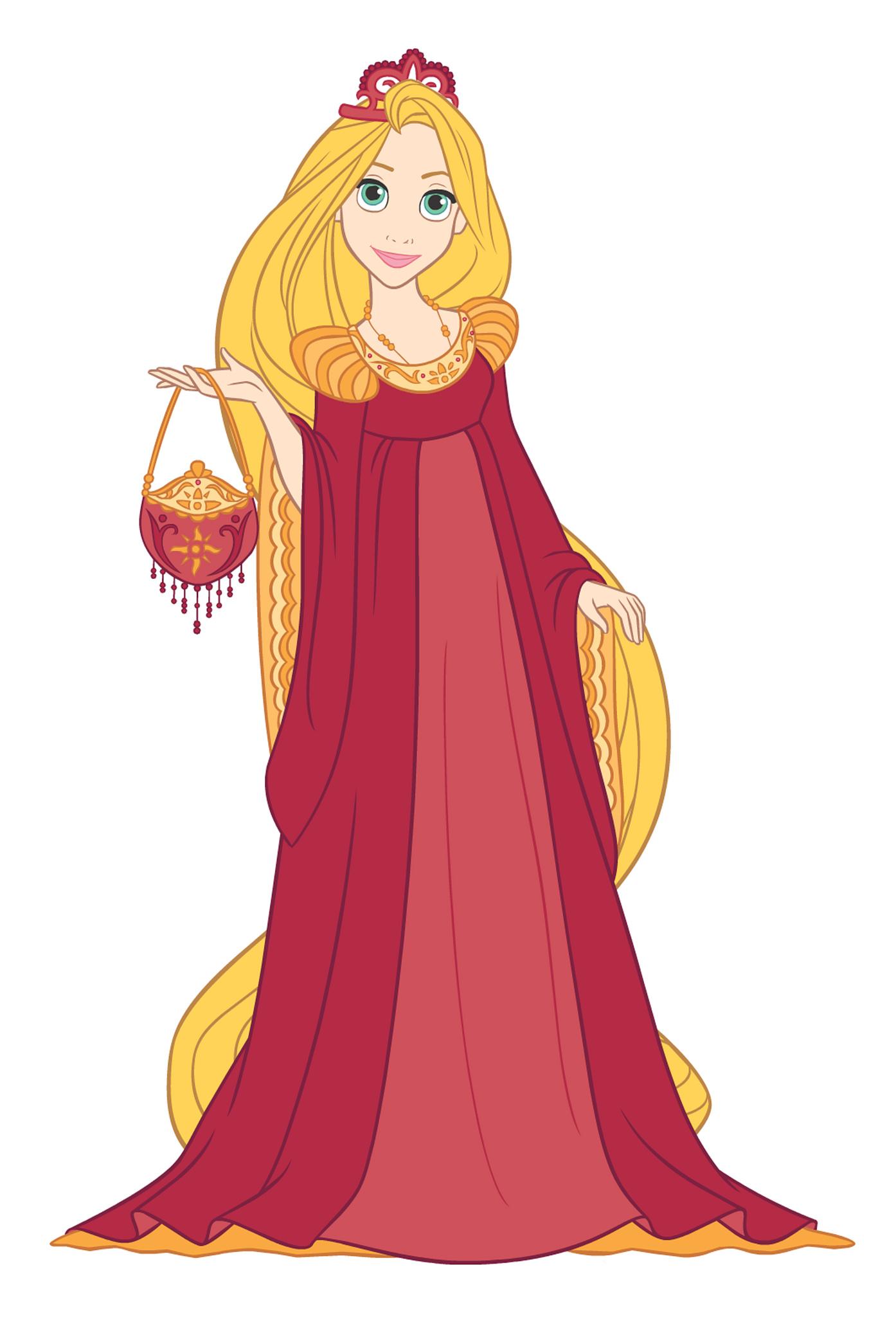 Средневековое платье нарисовать