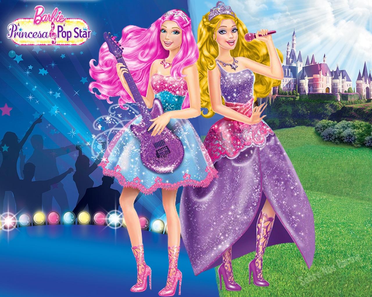 Барби и рок звезда