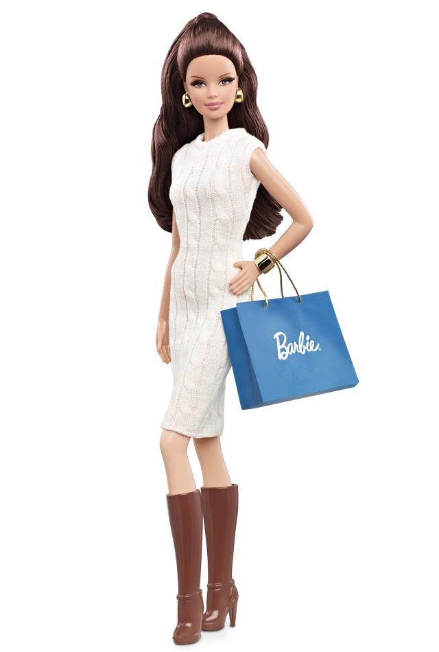 Барби куклы барби шоппинг стиль 2013
