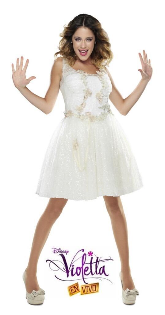 Платье из сериала виолетта