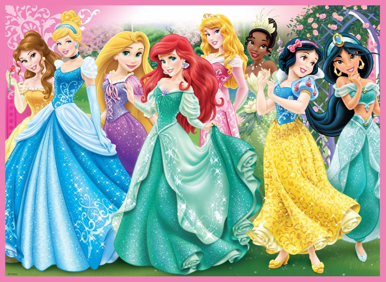Платья принцесс дисней фото