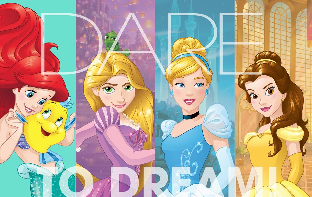 Картинки принцессы диснея в красивых платьях - ca