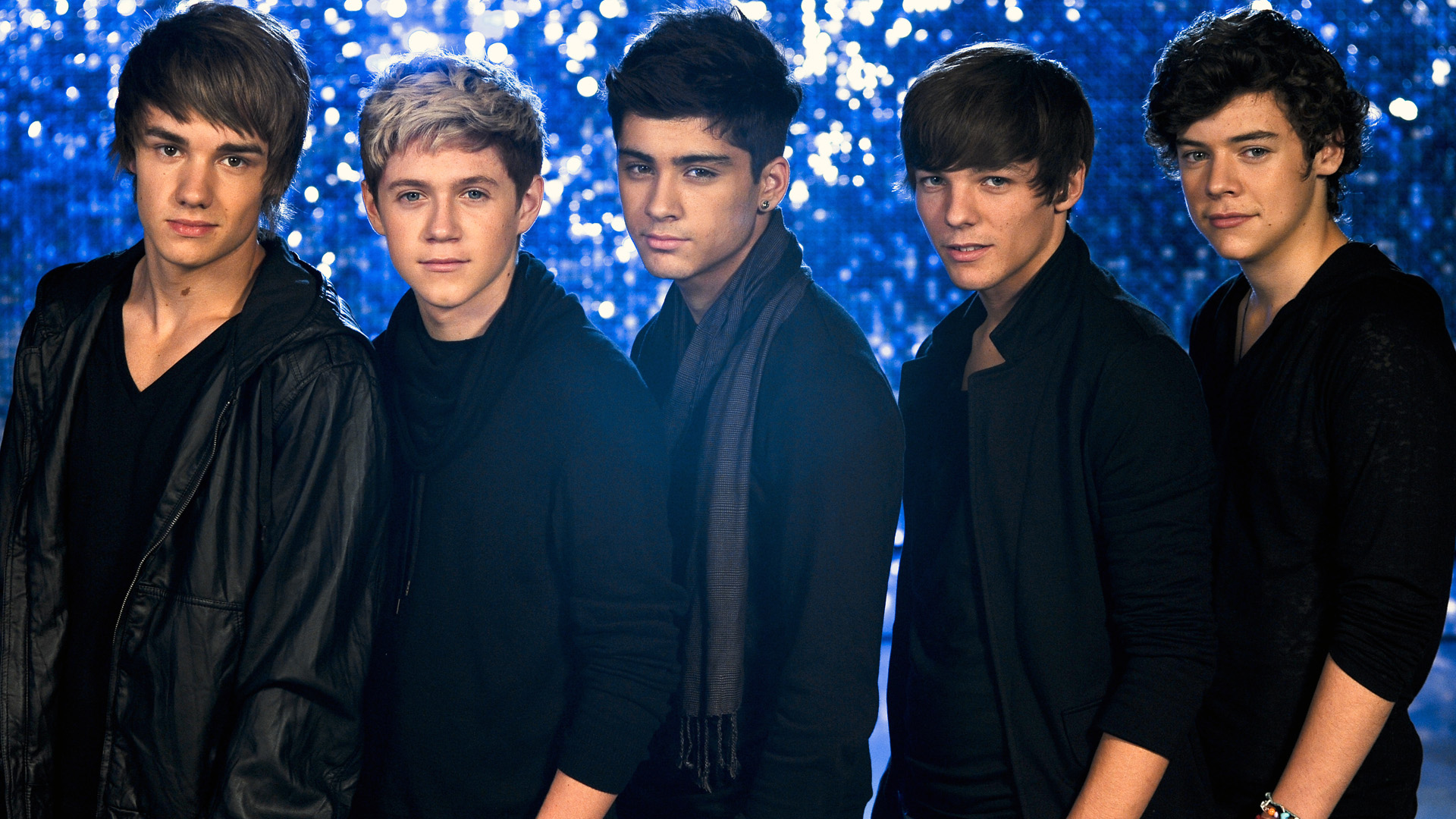 One of direction pictures