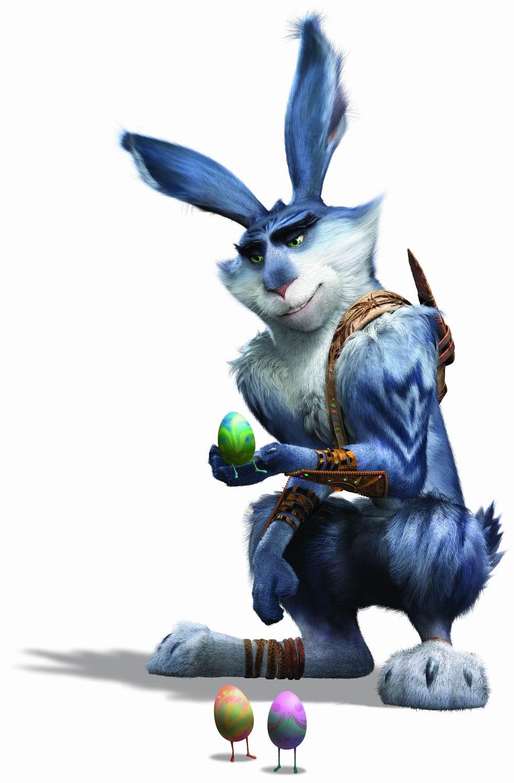 анимация кролик