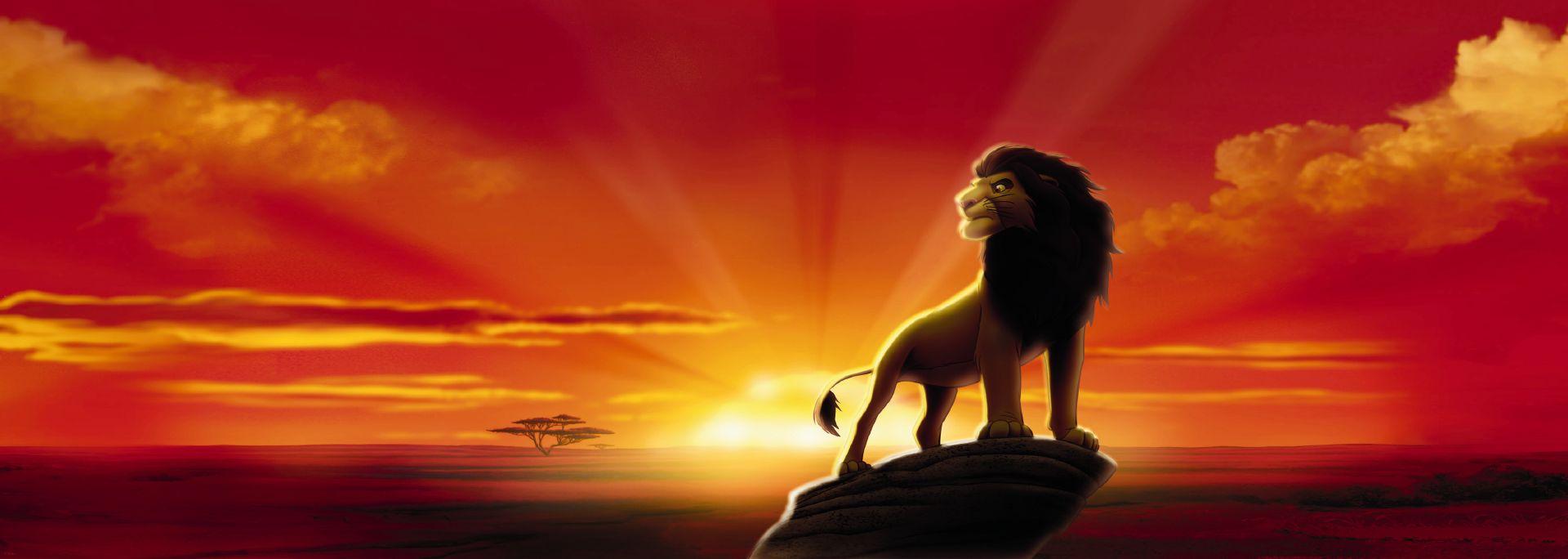король лев 2017 мультфильм
