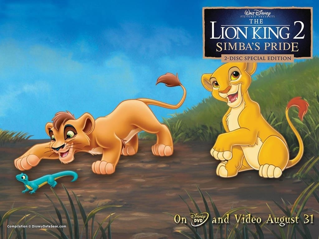 Король Лев 2: Гордость Симбы - kinoprofi net