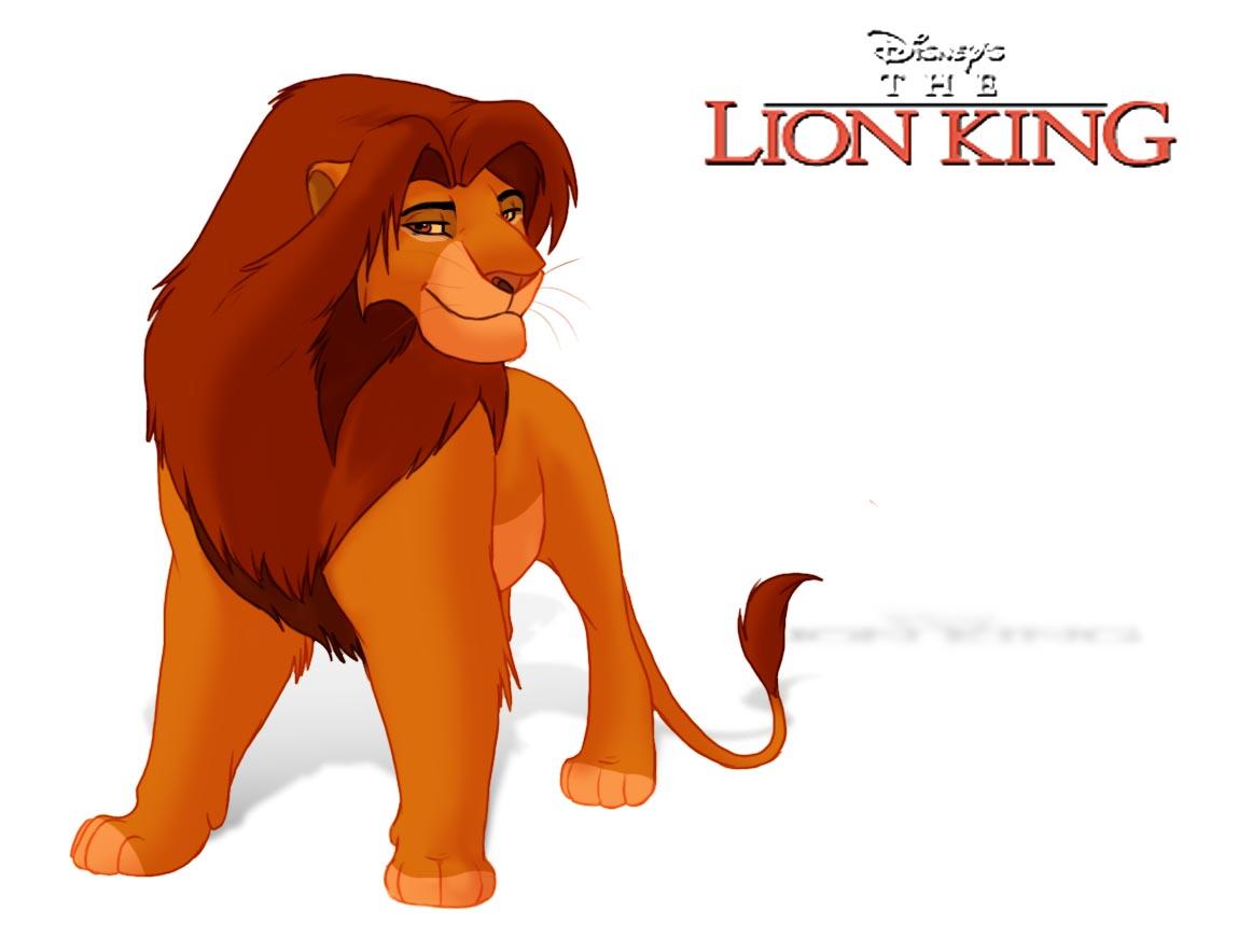 симба картинки король лев