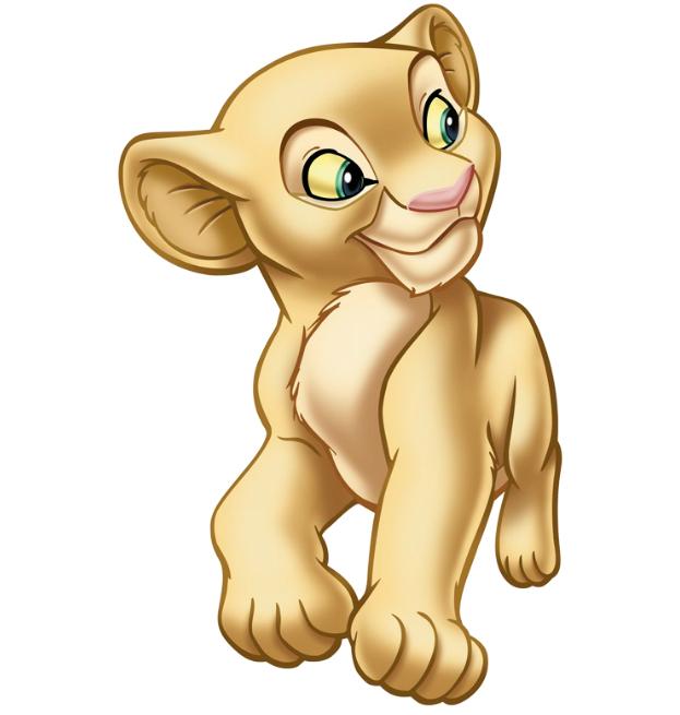львёнка из короля льва