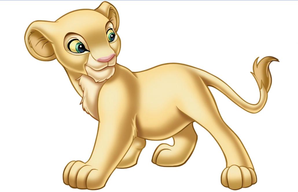 картинки король лев нала