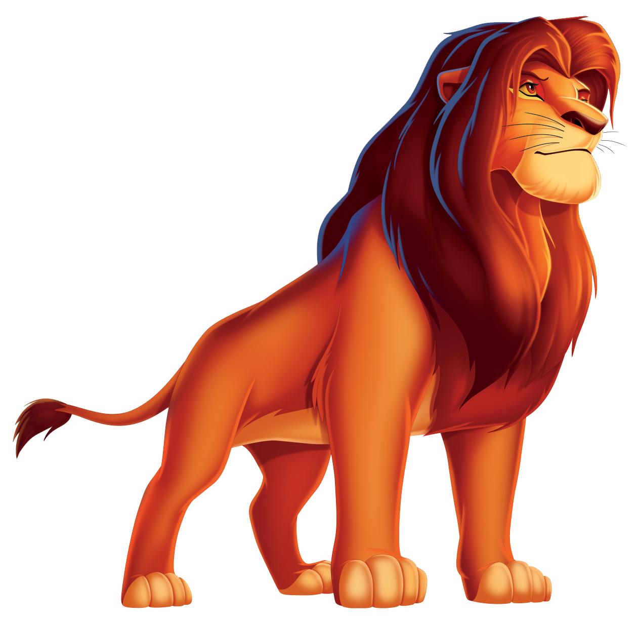 король лев картинки лев