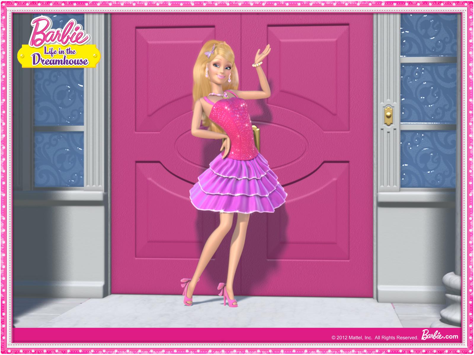 - Maison de reve barbie ...