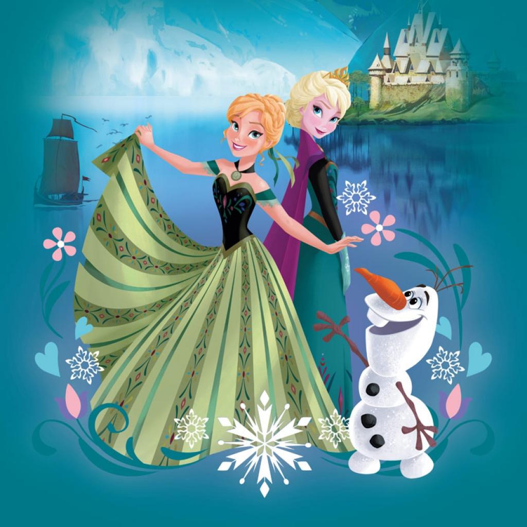 Раскраски, холодное сердце (Frozen coloring pages)