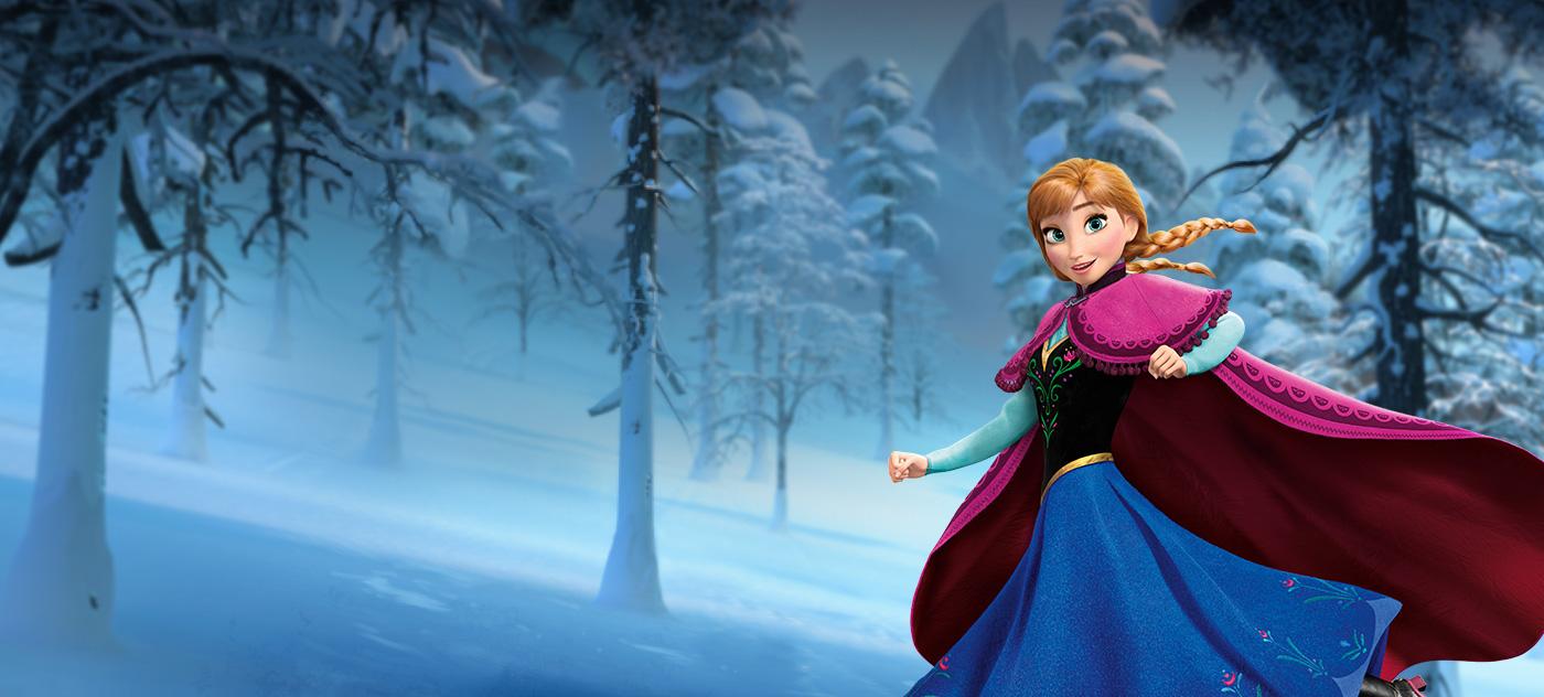 Холодное сердце мультфильм принцесса