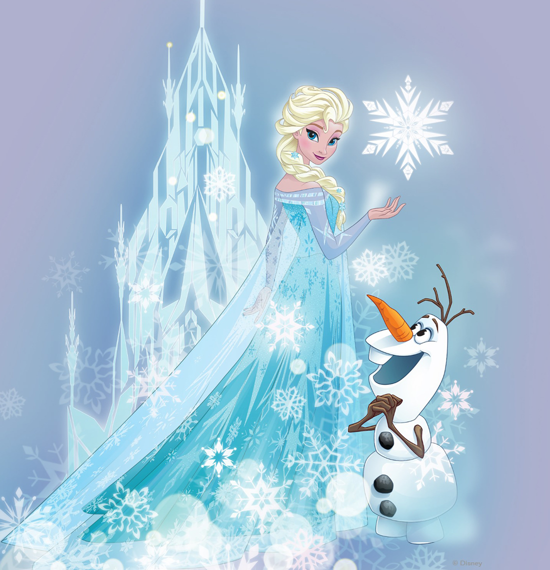 elsa frozen wallpaper ipad