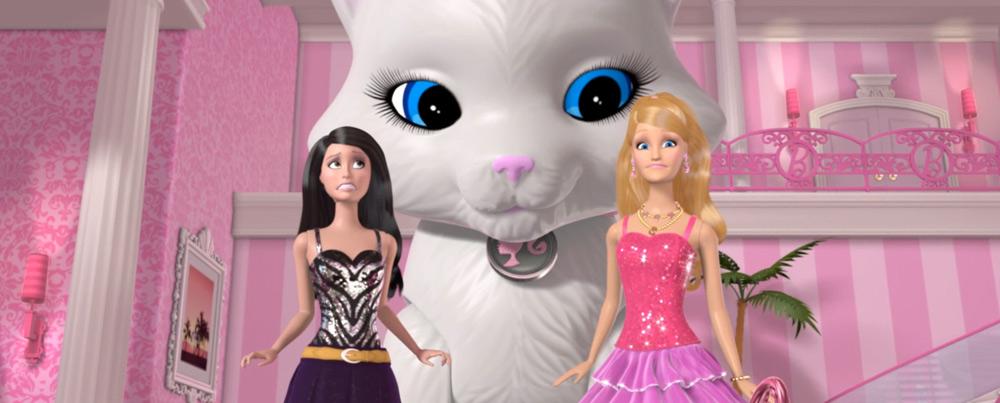 Барби барби жизнь в доме мечты барби и