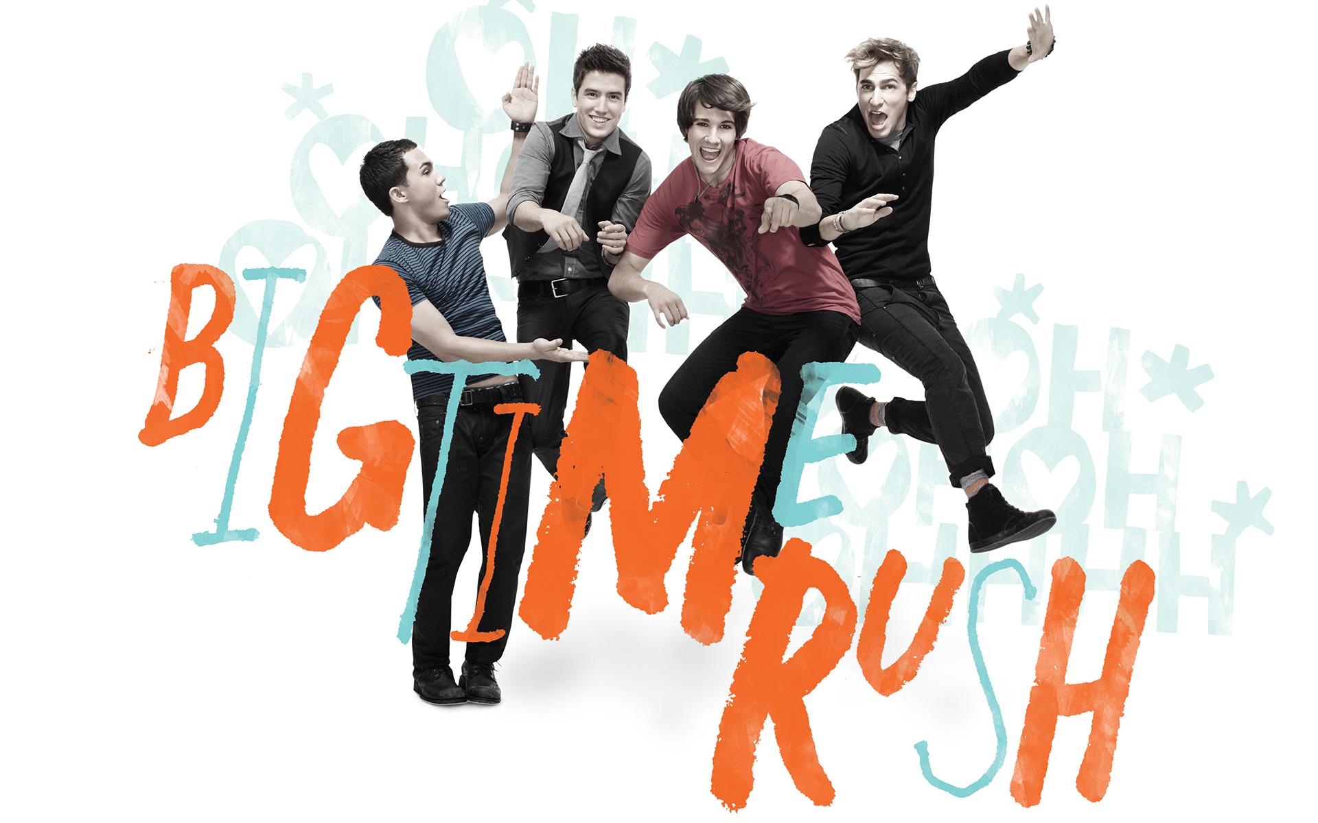 Big Time Rush скачать