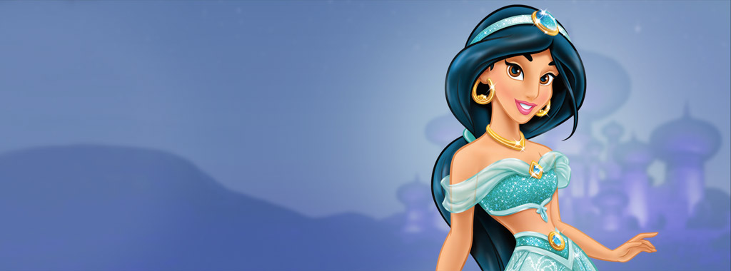 жасмин принцесса картинки