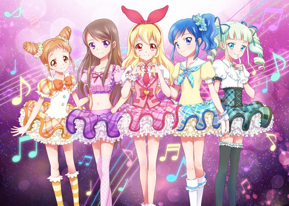 Gambar Barbie Aikatsu