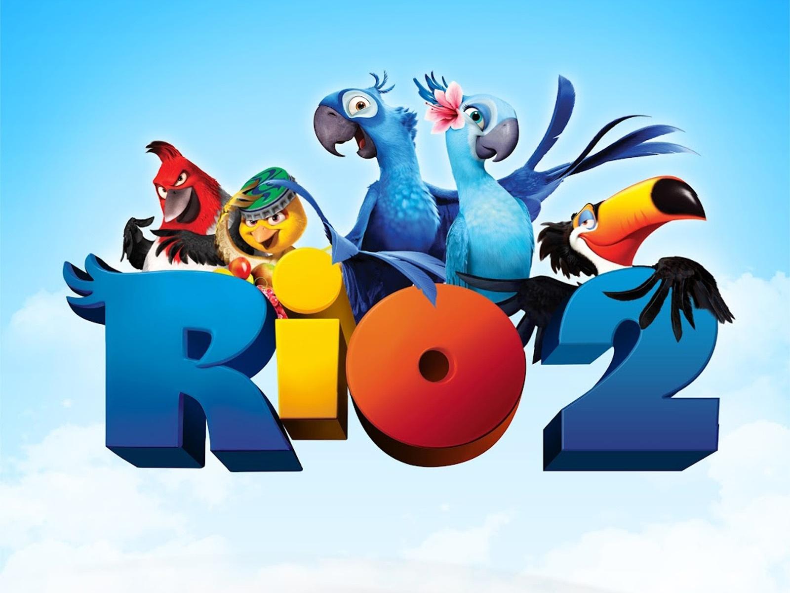 Рио 2 смотреть онлайн в отличном качестве 16 фотография