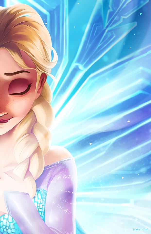 В Сердце Лед