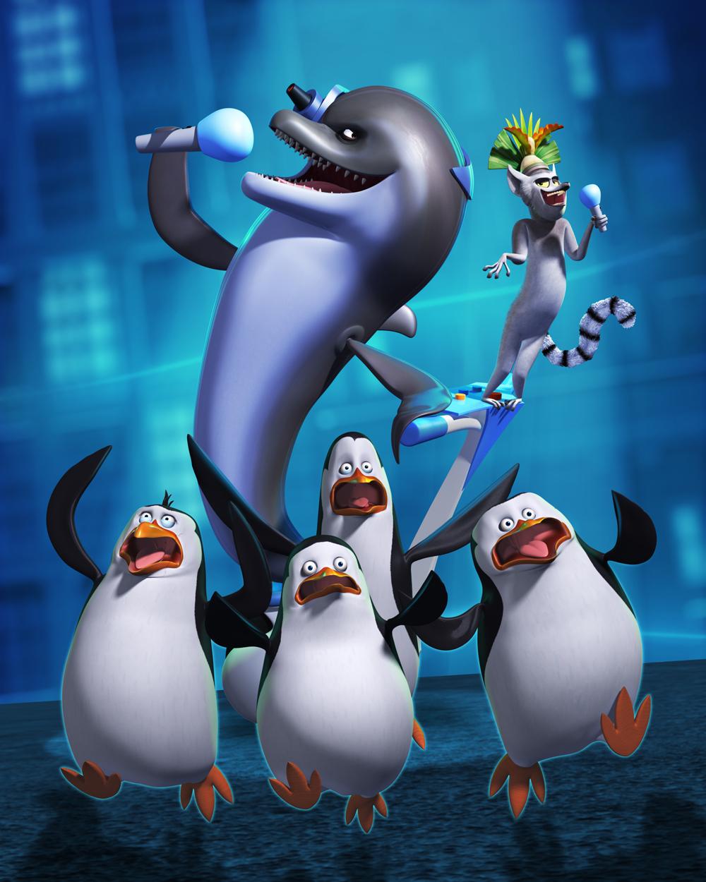 «Смотреть Все Серии Пингвины Из Мадагаскара Онлайн» — 2006