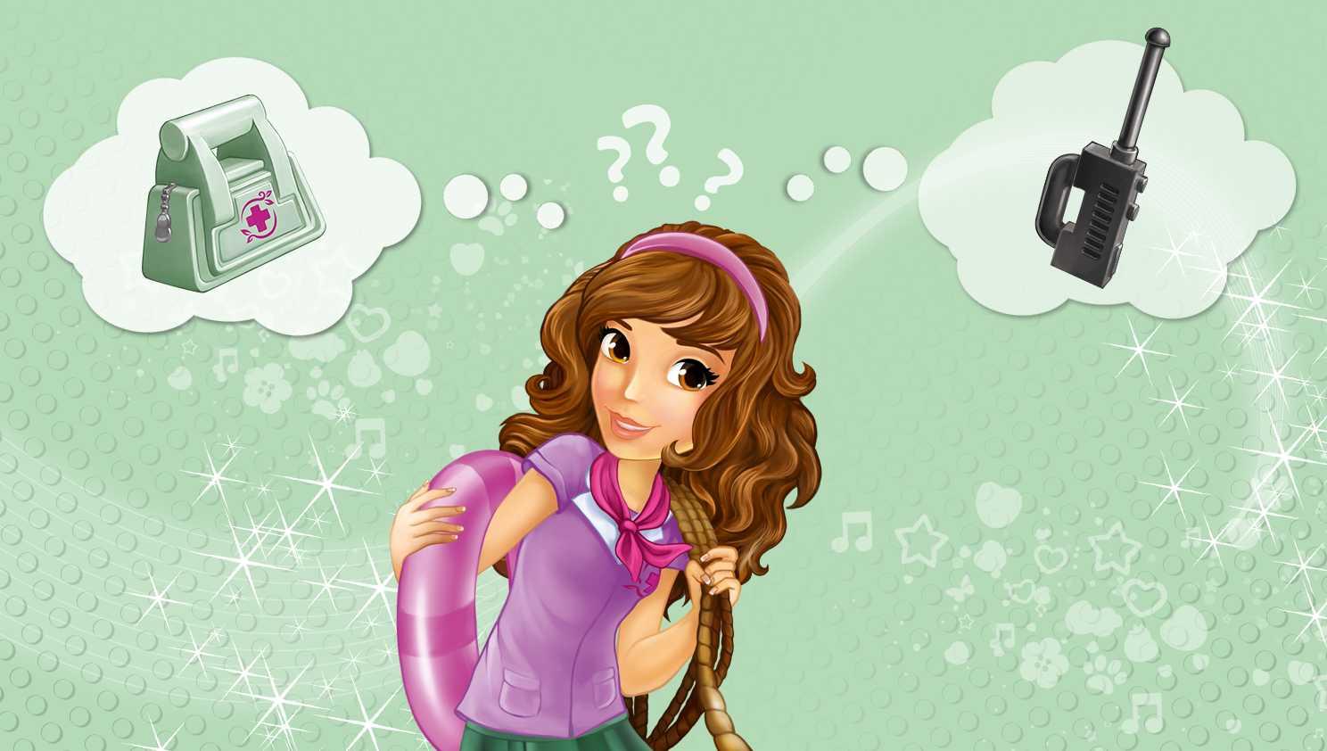 Картинки лего френдс для девочек - 17b