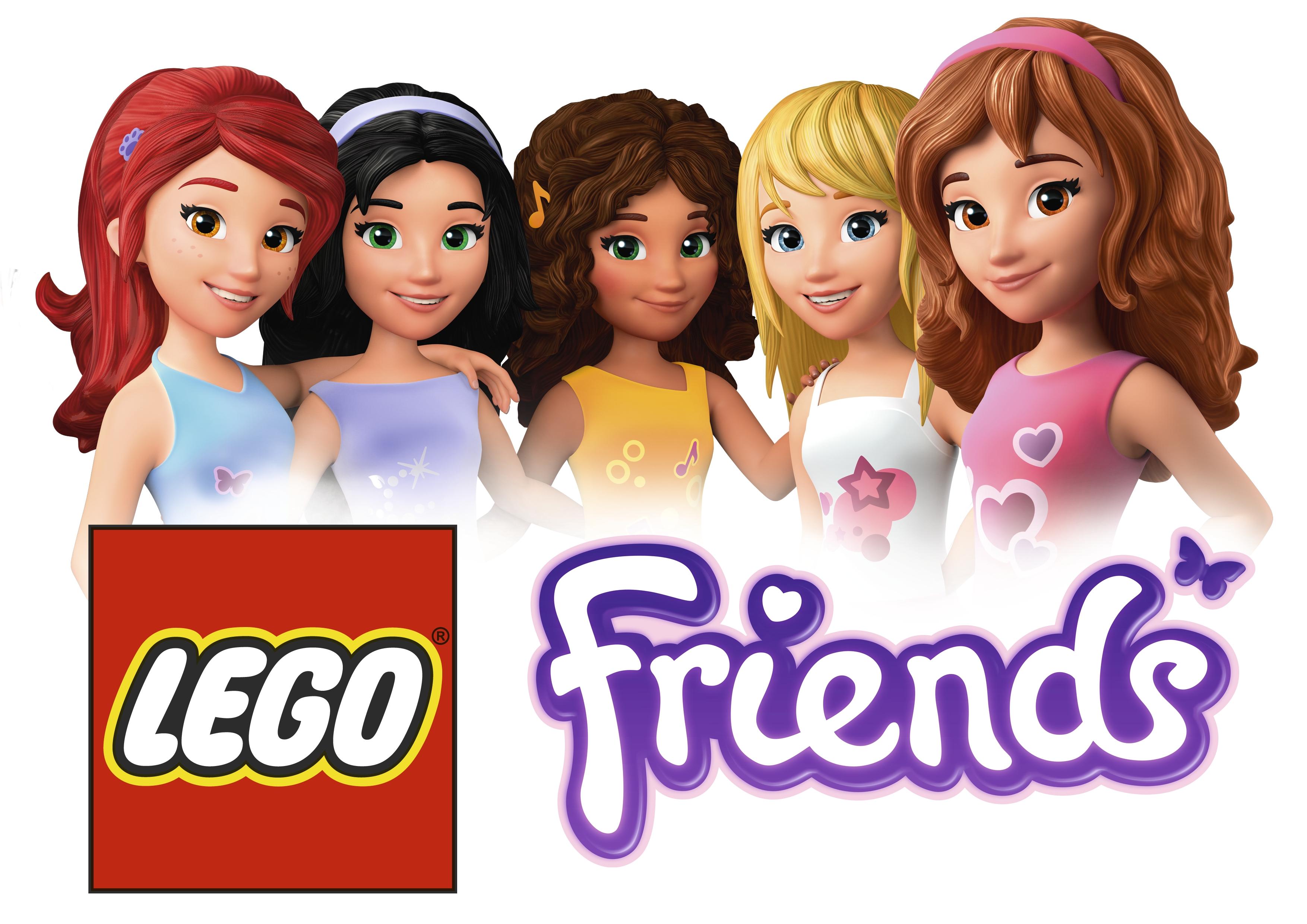 Картинки лего френдс для девочек - e