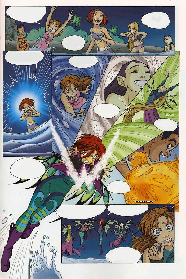 Превращение в девушку комиксы