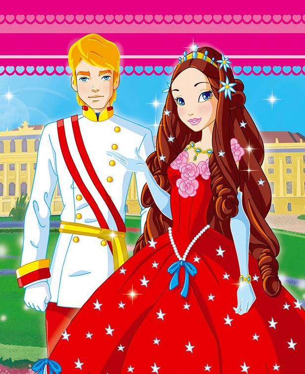 Мультфльм принцеса сиси