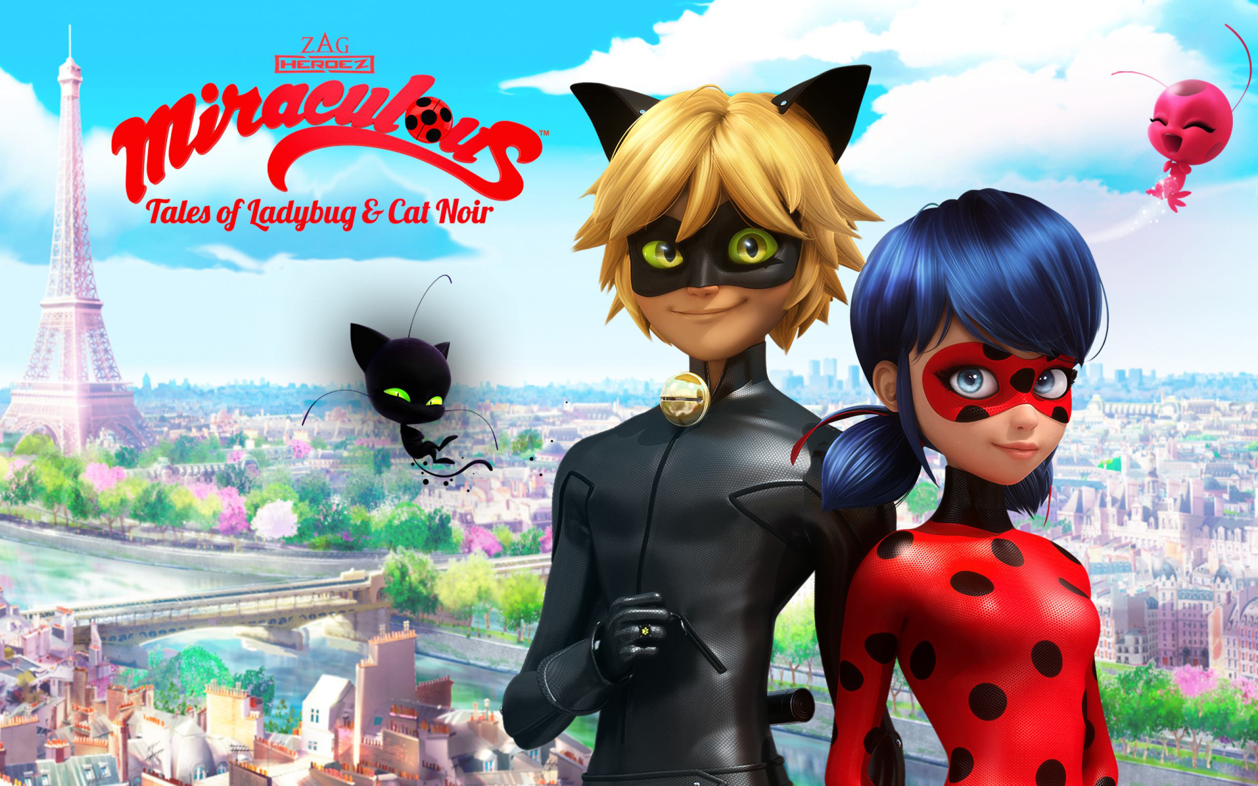 Miraculous Tales Of Ladybug Cat Noir Game
