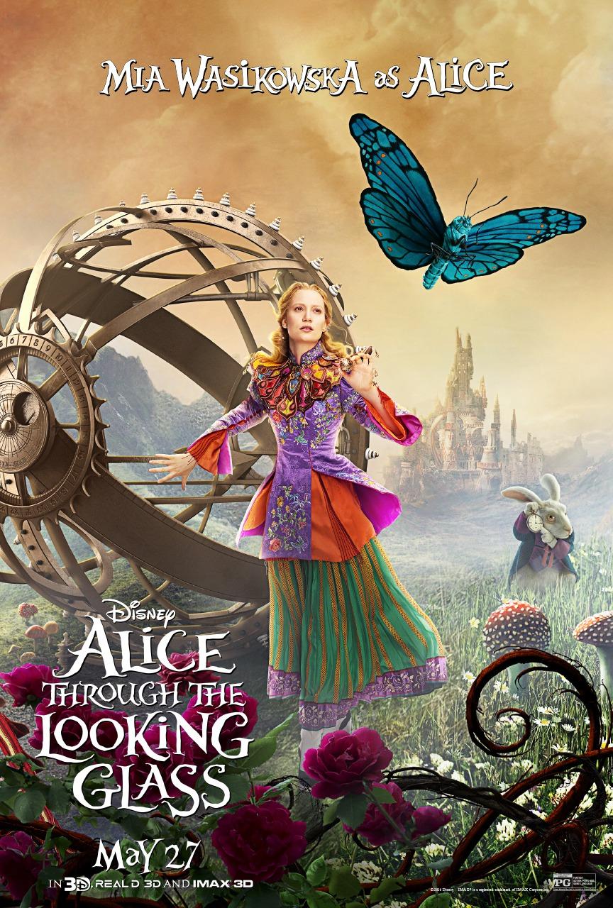 Алиса в Зазеркалье 2016 Алиса
