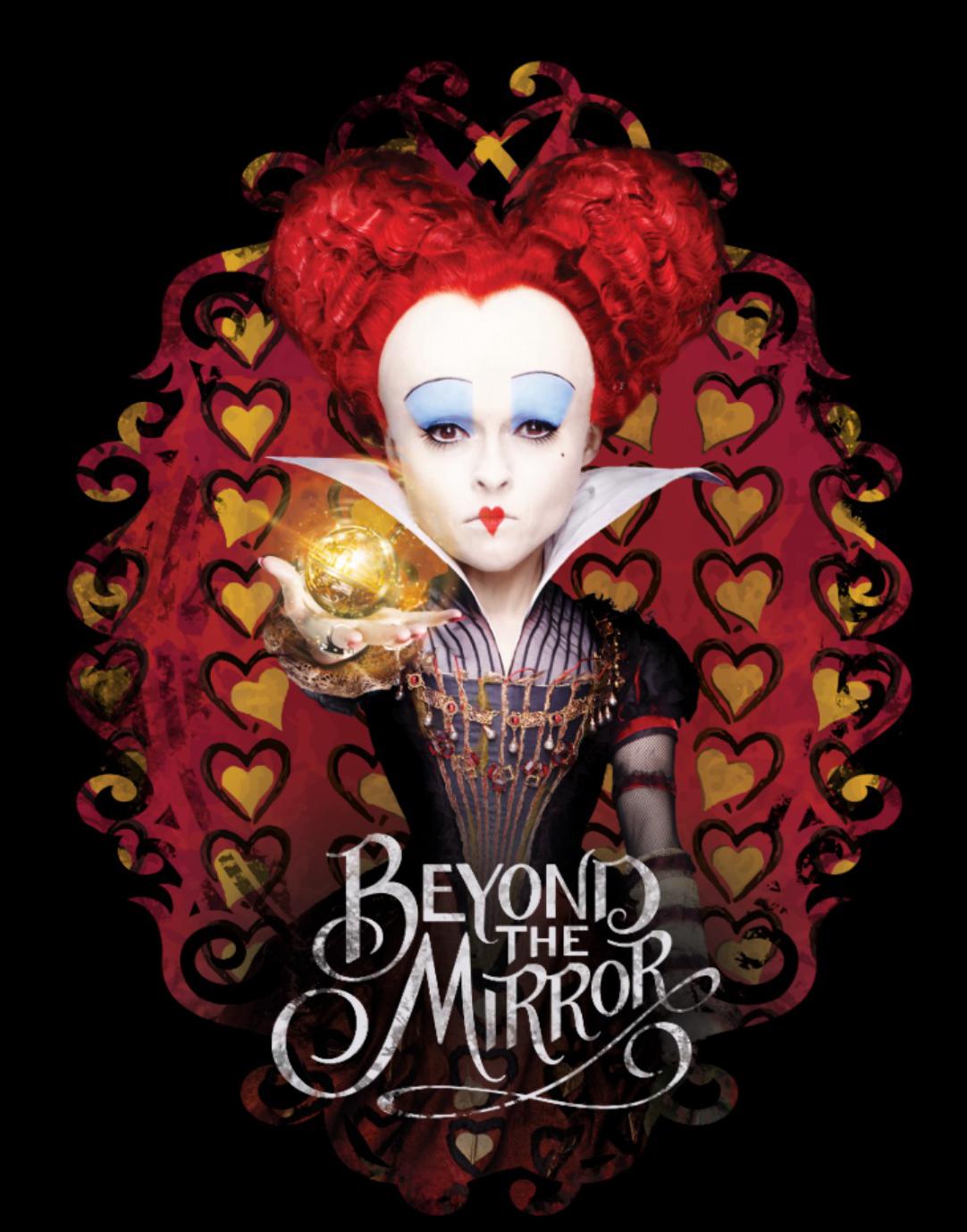 Алиса в Зазеркалье новая картинка Красной Королевы