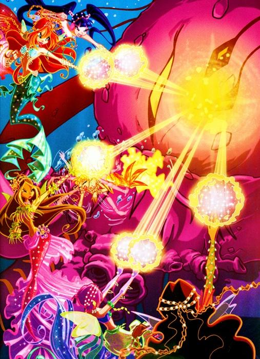 Новая фея для винкс 5 сезона и картинки с волшебницей!