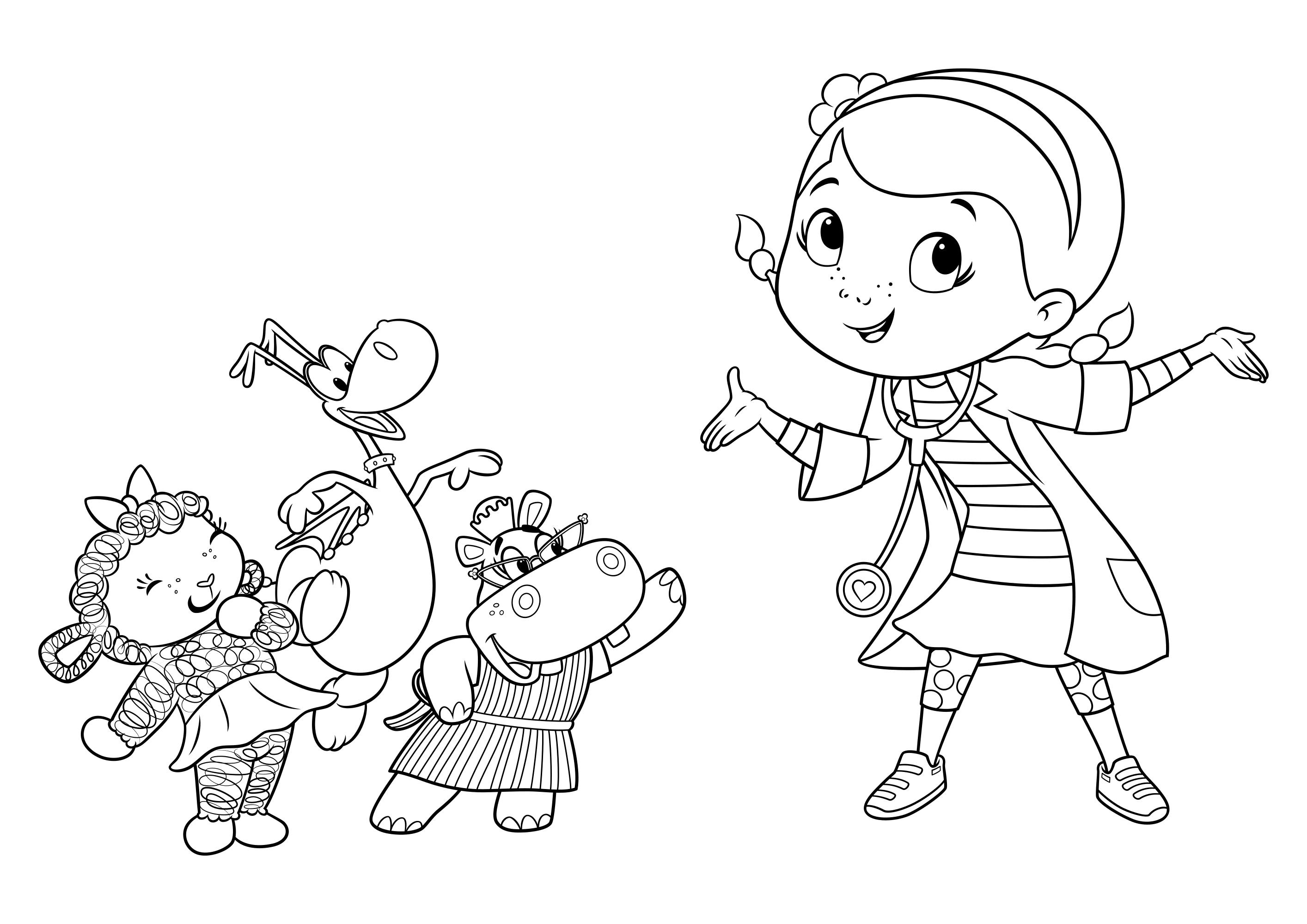 Раскраска для детей онлайн бесплатно играть