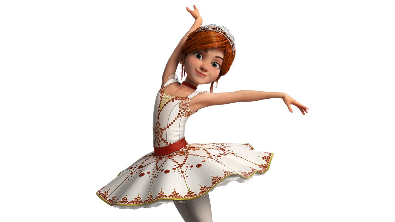 Наряд для балерины
