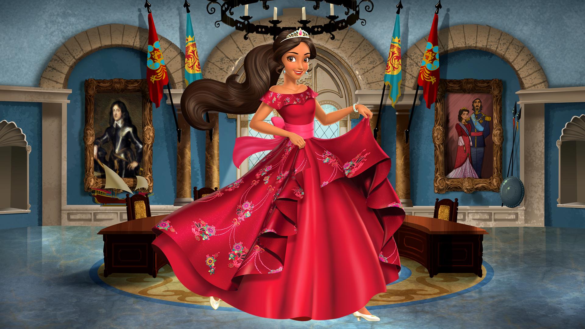 Елена из Авалора обои для рабочего стола - Елена принцесса ...