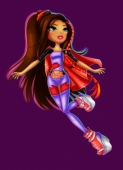 Bratz Action Heroez Shira