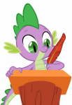 Spike My Little Pony