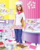 Барби повар