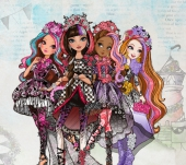Ever After High ������ ��������� �����, ������, ����� � �����