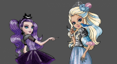 Ever After High Китти и Дарлинг Чарминг