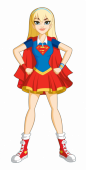 DC Super Hero Girls Super Hero High ���������