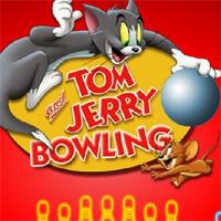 Игра Боулинг с Томом и Джерри