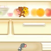 Игра Том и Джерри, Рейд по холодильнику