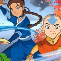 Игра Аватар Легенда об Аанге: Побег с помощью стихий