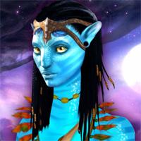 Игра аватар одень Нейтири