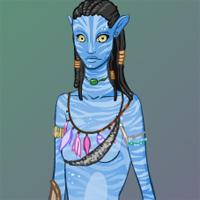Игра Аватар: одевалка Нейтири